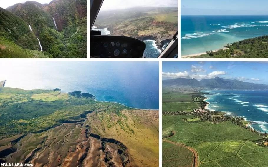 helicopter Maui Hawaii