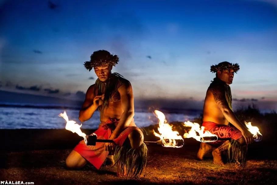 Private Luau in Maui