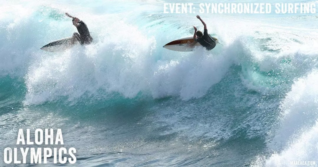 synchronized surfing