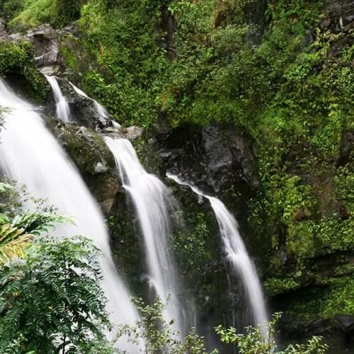 waterfalls Maui