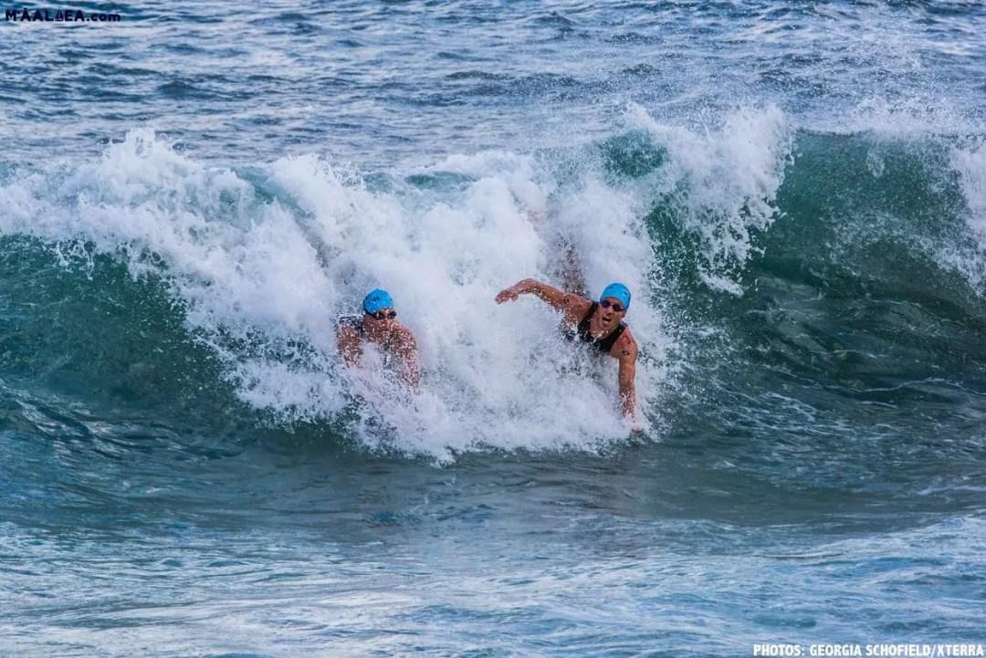 Maui world championship Triathlon