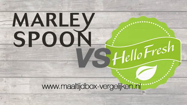 Marley Spoon vs HelloFresh