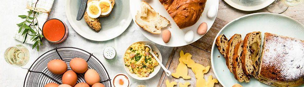 Paasboxen, pasen vieren met een maaltijdbox.