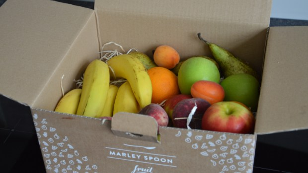 Marley Spoon Fruitbox Review