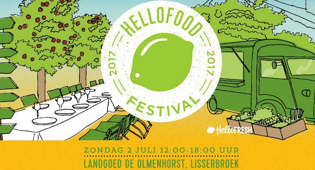 HelloFresh HelloFood Festival