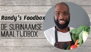 Randy's Foodbox, de Surinaamse maaltijdbox