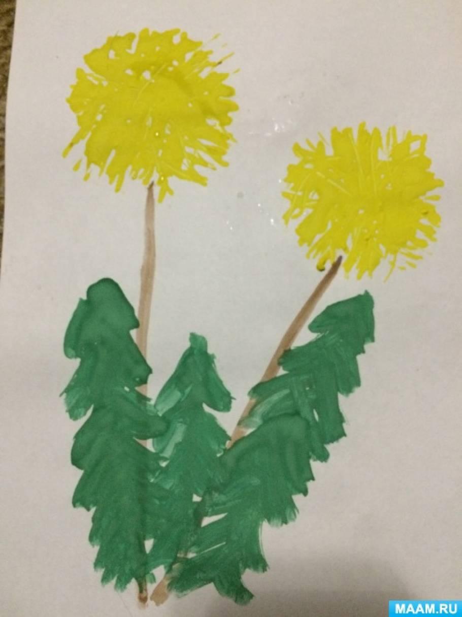 Нетрадиционные способы рисования в детском саду для старших ...
