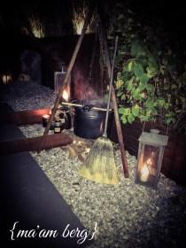 Hexenkessel by night