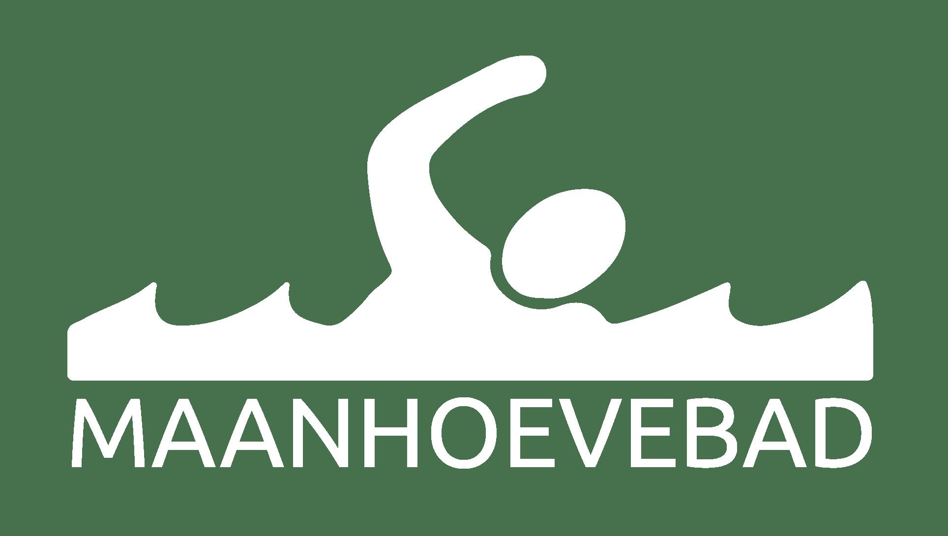 Maanhoevebad logo