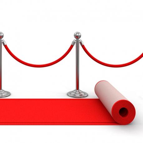 tapis rouge 2mx30m maani events location et vente de materiel evenementiel