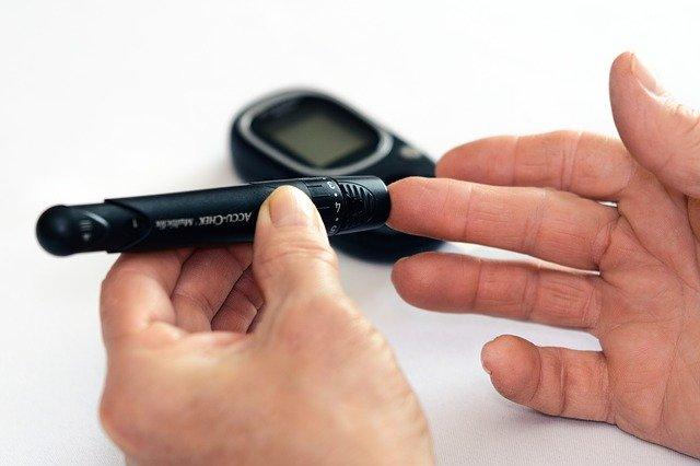 Diabetes- A risk factor for heart disease.
