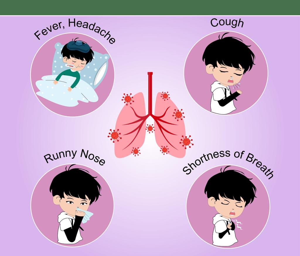 Symptoms of bird flu in humans