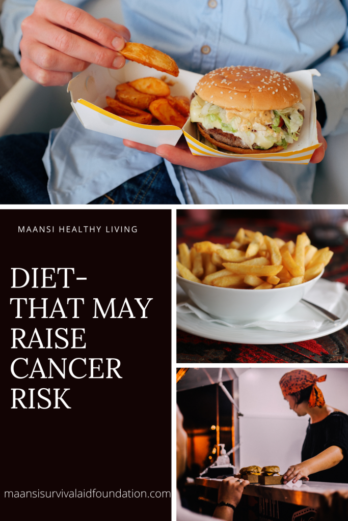 Food to be avoided to lower the risk of cancer