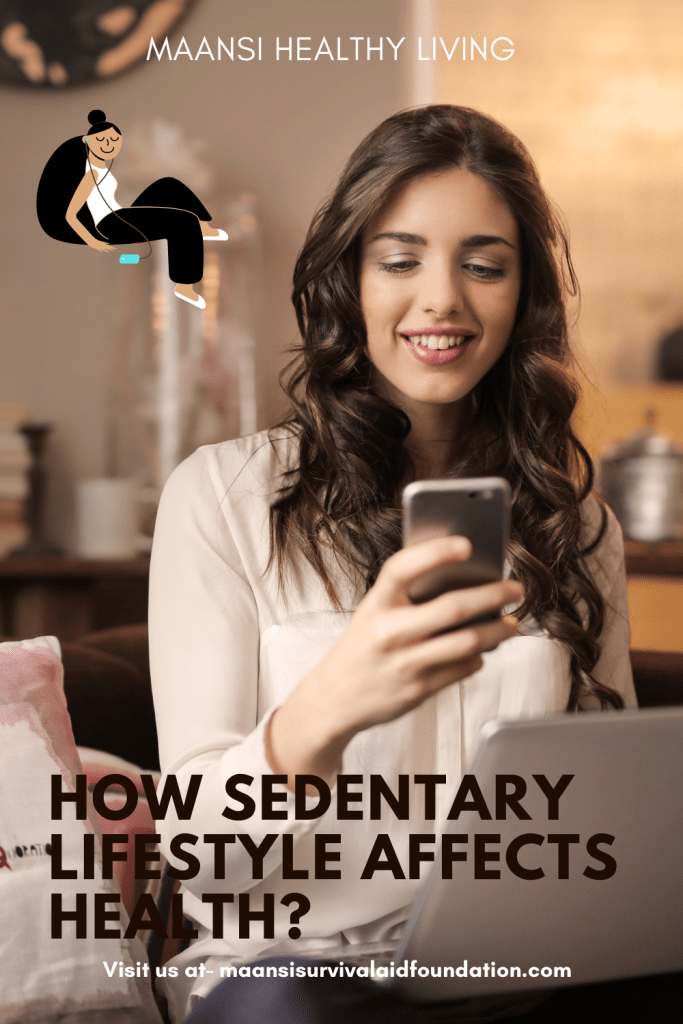 How sedentary lifestyle affects health