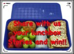 Back To School Lunch Recipes!Contest Alert!