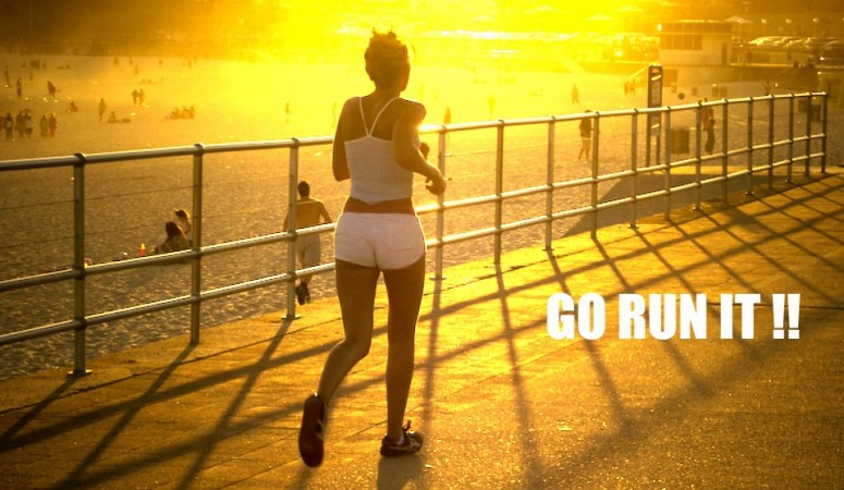 Asics Is Here : Now Go Run It !