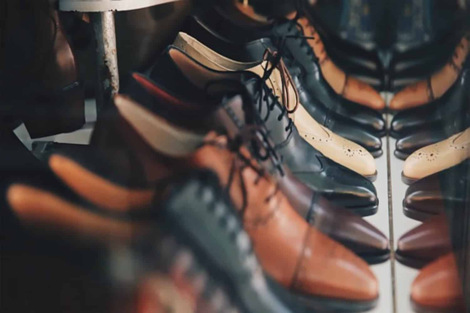 Care for Leather shoes in monsoon