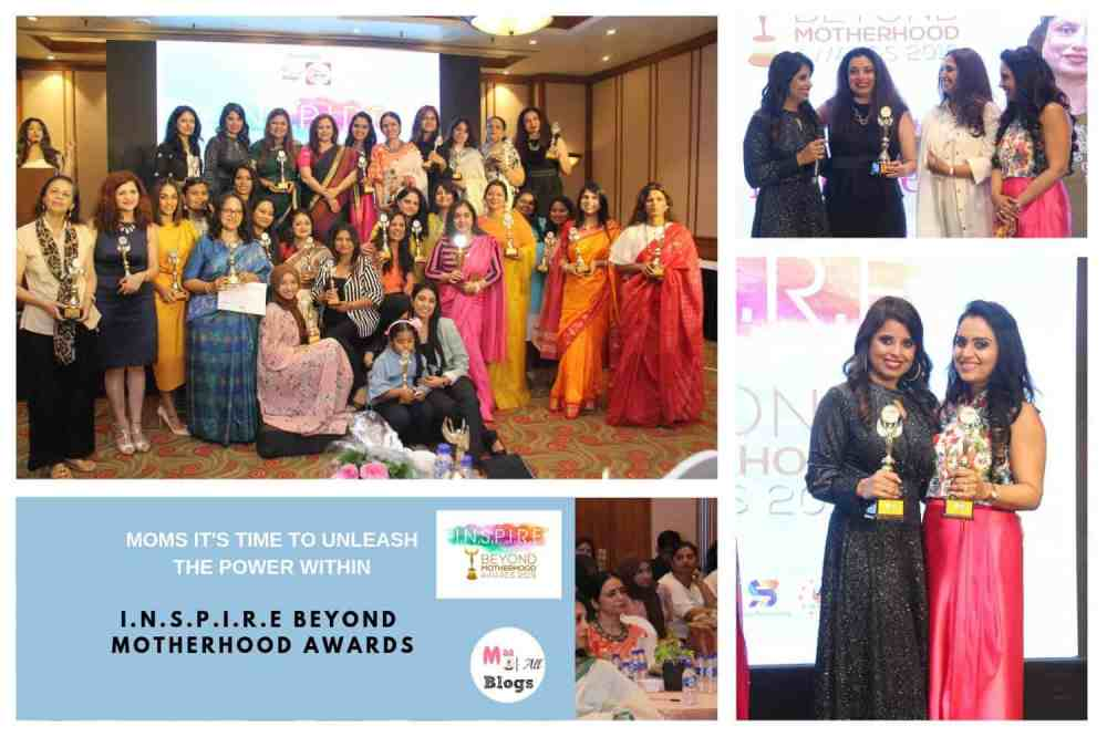 Moms It's Time To Unleash The Power Within I.N.S.P.I.R.E Beyond Motherhood Awards