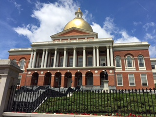 Photo of MA State House