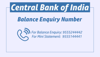Bank of India Balance Check, BOI Check Balance