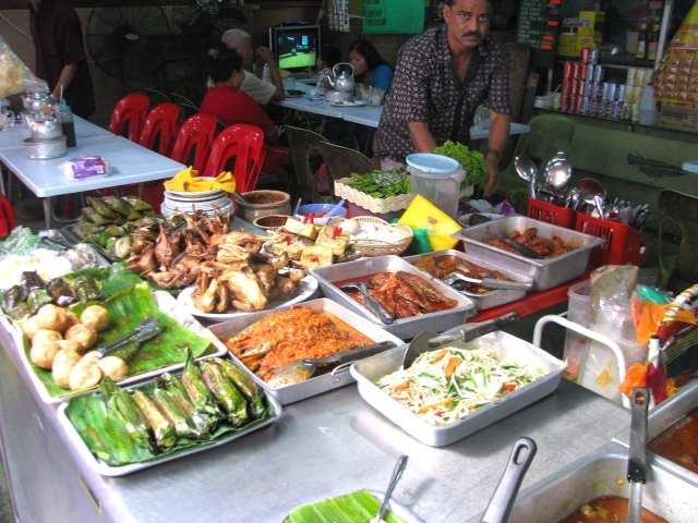 leukste voedsel markten van kuala lumpur