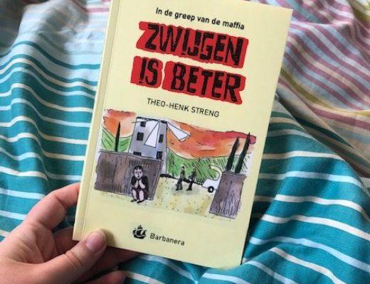 Recensie Zwijgen is beter – Theo-Henk Streng
