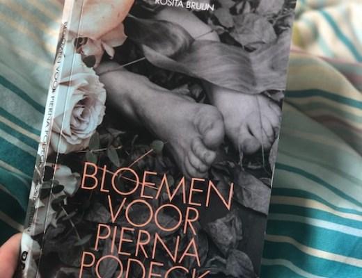 Blogtour Bloemen voor Pierna Podeck – Rosita Bruijn