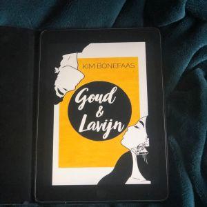 Blogtour Goud & Lavijn – Kim Bonefaas