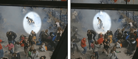 http://www.dailymail.co.uk/news/article-2310200/Boston-bomb-FBI-photographs-Is-second-bomb-just-seconds-exploded.html