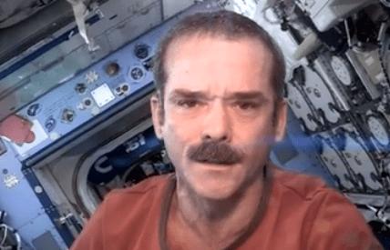 宇宙版『Space Oddity』の歌詞