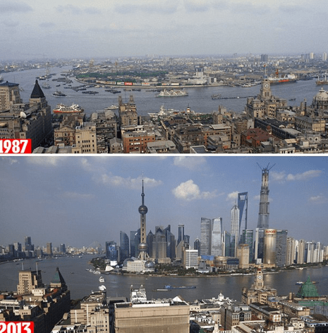 http://www.dailymail.co.uk/news/article-2384438/The-photographs-Shanghai-mega-city-Images-taken-just-26-years-apart-reveal-Chinese-powerhouses-transformation.html