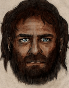 http://www.dailymail.co.uk/sciencetech/article-2546421/Blue-eyed-caveman-7-000-year-old-DNA-reveals-European-African-traits.html