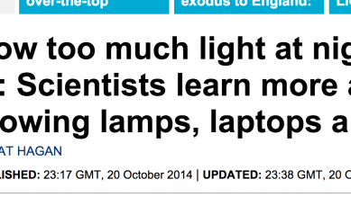 http://www.dailymail.co.uk/health/article-2800593/how-light-night-make-ill-scientists-learn-effects-of.html