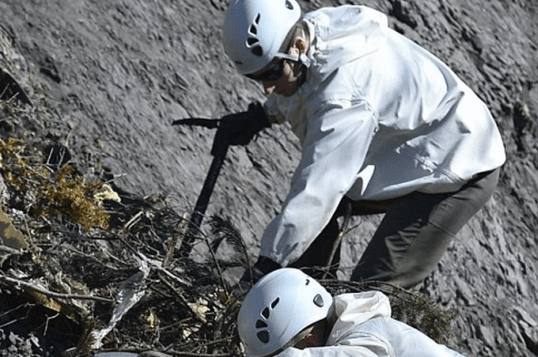 http://www.dailymail.co.uk/news/article-3020310/Mobile-phone-video-showing-moments-Germanwings-flight-passengers-cries-oh-god-discovered-wreckage-plane-investigators.html