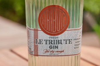 """Le Tribute"" Gin"