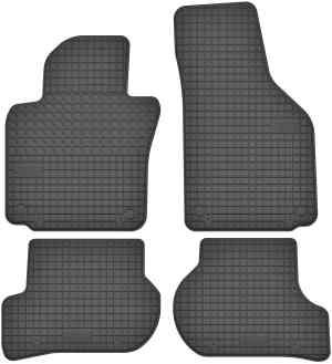 Seat Altea (2004-2015) gummimåttesæt (foran og bag)