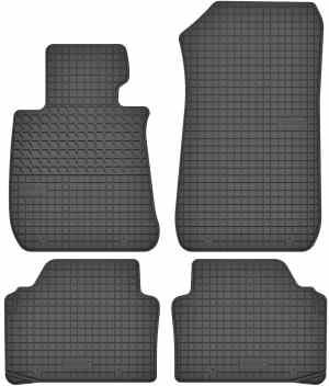 BMW 3-Series E90 (2004-2013) gummimåttesæt (foran og bag)