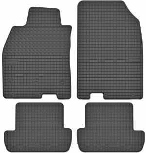 Renault Megane III (2008-2016) gummimåttesæt (foran og bag)