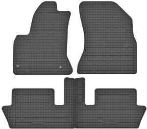 Citroen C4 Picasso I (2006-2013) gummimåttesæt (foran og bag)