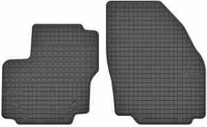 Ford S-MAX I 7 per (2006-2015) gummimåttesæt (foran)