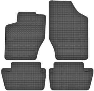 Citroen C4 I (2004-2010) gummimåttesæt (foran og bag)