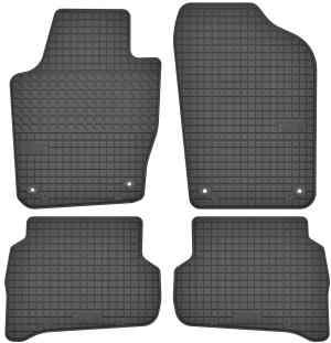 Volkswagen Polo V (2009-2017) gummimåttesæt (foran og bag)