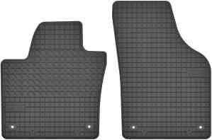 Volkswagen Sharan II 7 per (fra 2010) gummimåttesæt (foran)