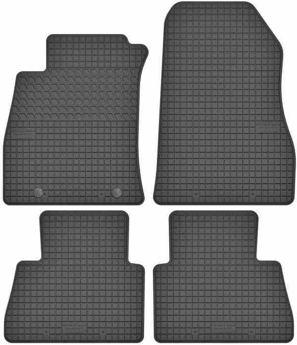 Nissan Juke (fra 2010) gummimåttesæt (foran og bag)