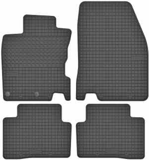 Nissan Qashqai II (fra 2013) gummimåttesæt (foran og bag)