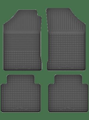 Fiat Idea (2003-2012) universal gummimåttesæt