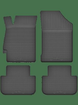 Kia Carens III (2006-2013) universal gummimåttesæt