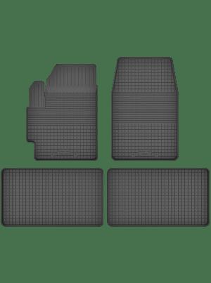 Renault Espace II (1992-1996) universal gummimåttesæt