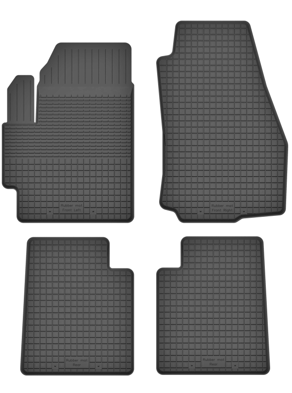 Ford Mondeo MK4 (2008-2015) universal gummimåttesæt