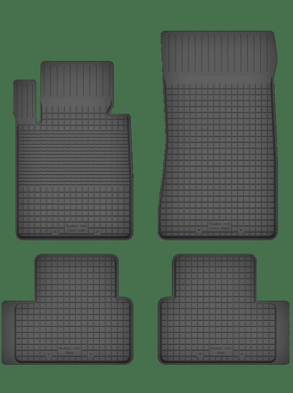 BMW 5-Series F11 (2010-2017) universal gummimåttesæt